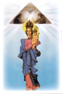 Panna Maria, Královna Turzovky