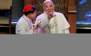 Philippines Pope Asia