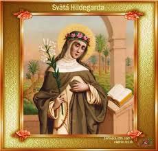 Image result for Hildegarda von Bingen obrázky